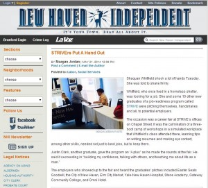 new haven independent STRIVE may 21 2014 home page
